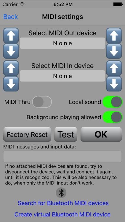 MIDItoolsPlus screenshot-3