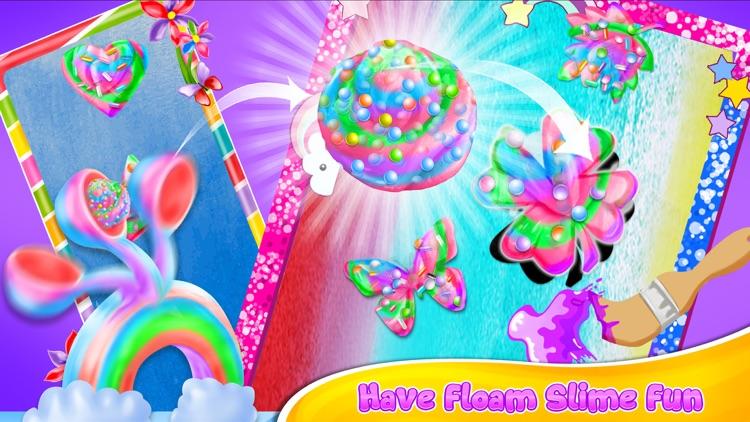 Crazy Fluffy Slime Maker screenshot-5