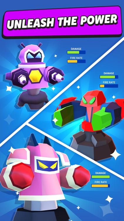 Merge Tower Bots screenshot-3