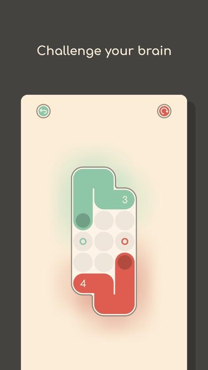 Coloristic 2 - puzzle