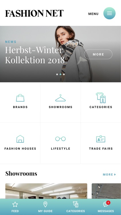Fashion Net App