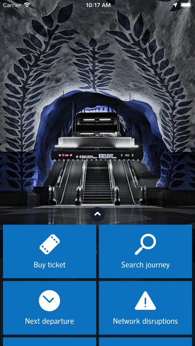 Screenshot for SL-Journey planner and tickets in South Africa App Store