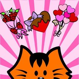 Kikimoji Sweet Valentine