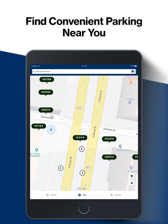 meterUP Parking screenshot