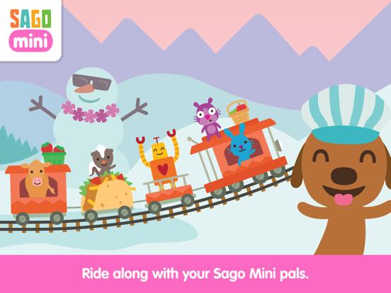 Sago Mini Trains screenshot 11