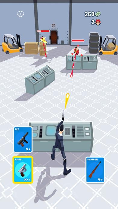 Agent Action screenshot 3