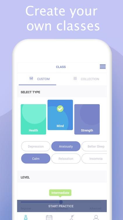 Flow Yoga - Basic For Beginner screenshot-3