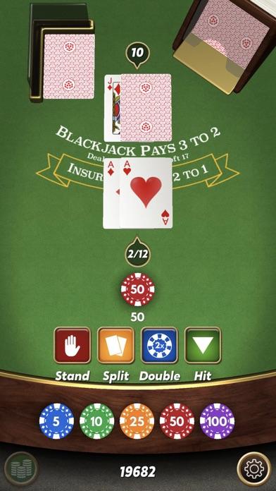 Blackjack 21 ⁂ screenshot 2