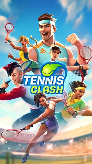 Scarica Tennis Clash: Campione per PC