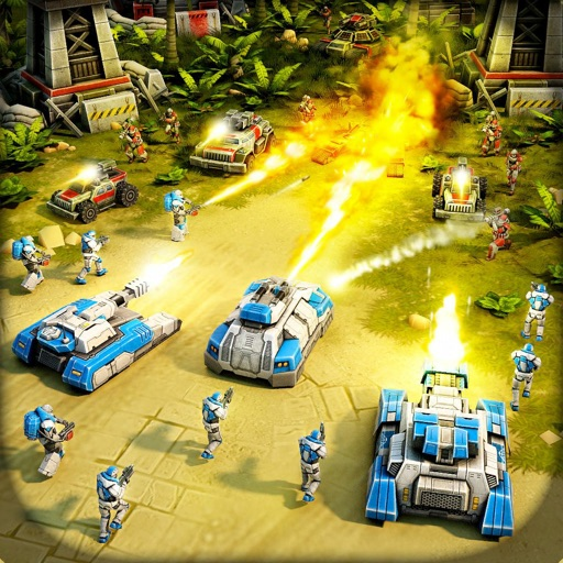 Art Of War 3:RTS PvP Стратегия