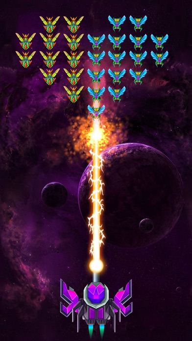 download Galaxy Attack: Alien Shooter