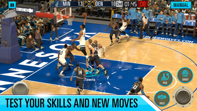 download NBA 2K Mobile Basketball for PC