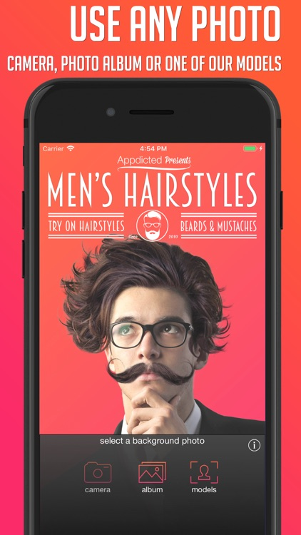 Men's Hairstyles screenshot-3