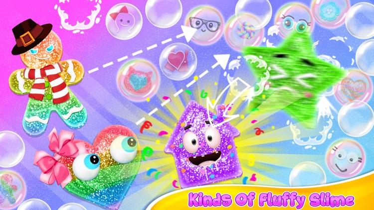 Crazy Fluffy Slime Maker screenshot-3