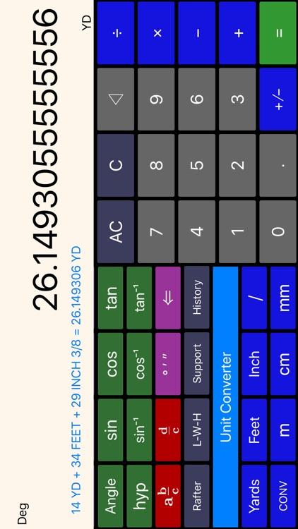 Construction Calculator++ screenshot-8