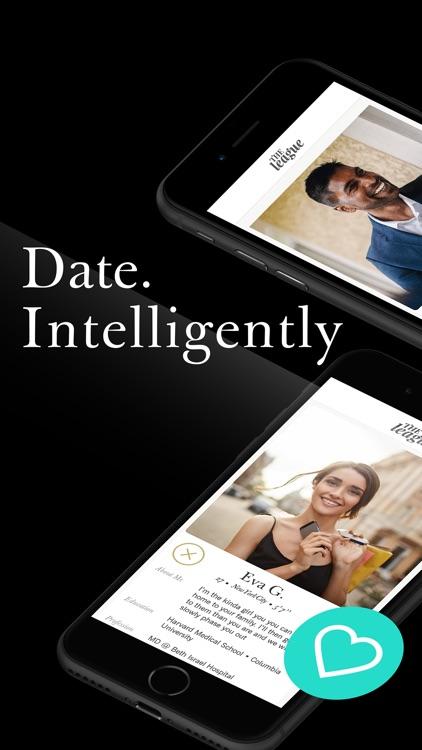 The League: Intelligent Dating screenshot-0