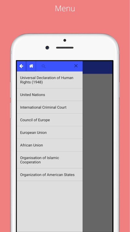 MobileLaw Human Rights