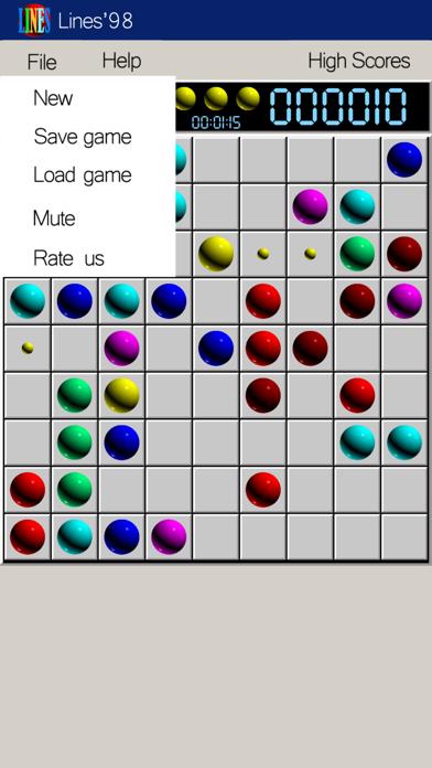 Line 98 Classic 1998 screenshot 3