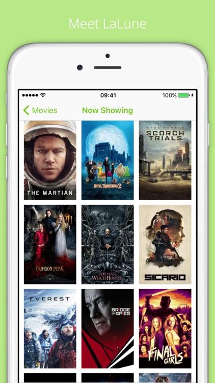 LaLune - Movies and TV screenshot-4