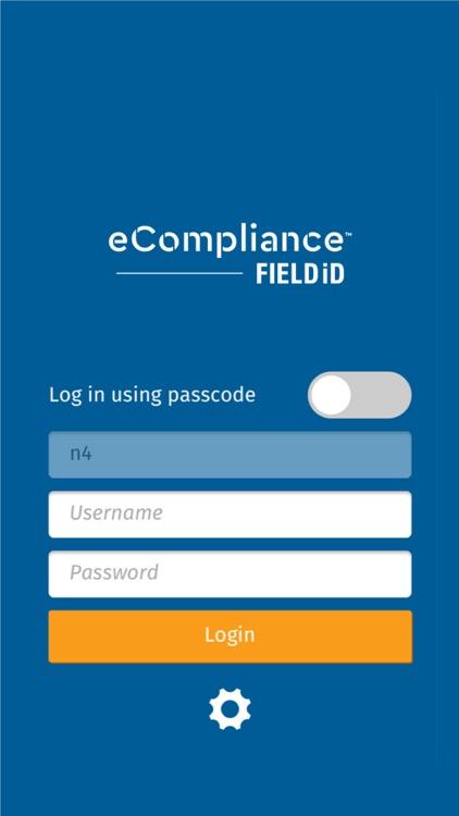 eCompliance Field iD