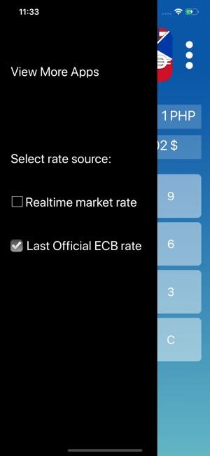 Dollar Philippine Peso Convert on the App Store