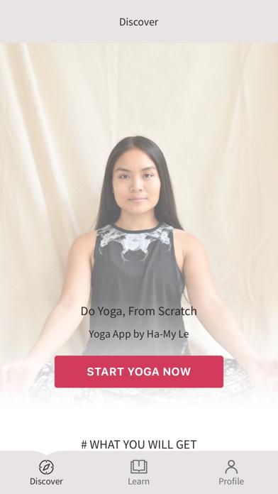 HaMy Yoga screenshot 2