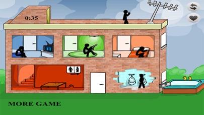 Stickman Crime:Deadly Motel screenshot four