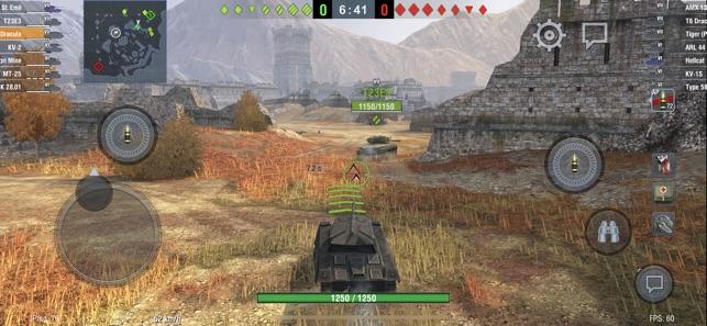 World of Tanks Blitz MMO on the App Store