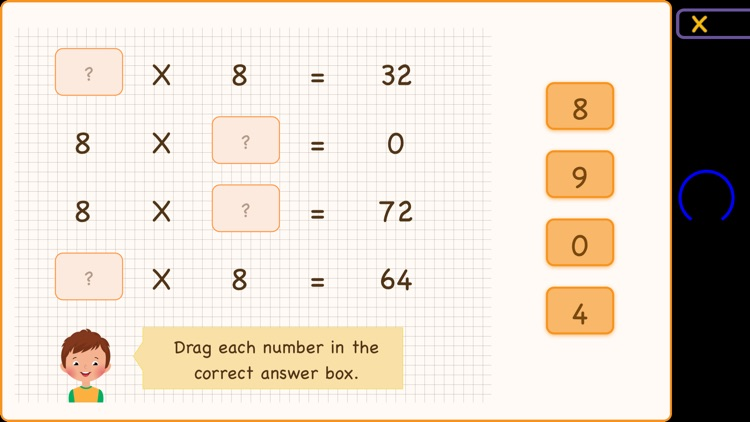 The 10 Times Tables (MagiWise) screenshot-7