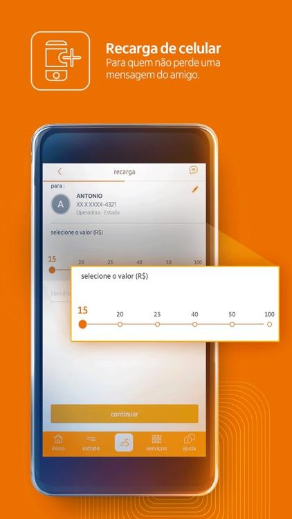 Banco Itaú - sua conta no app screenshot-4
