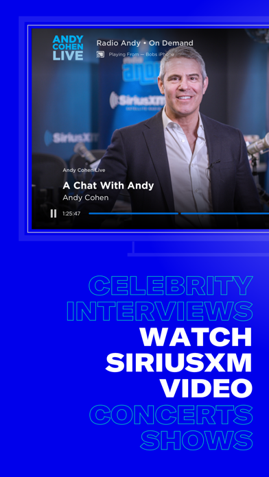 SiriusXM-Music, Comedy, Sports wiki review and how to guide