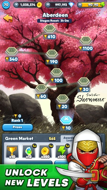 SEGA Heroes: Match 3 RPG Game screenshot-5