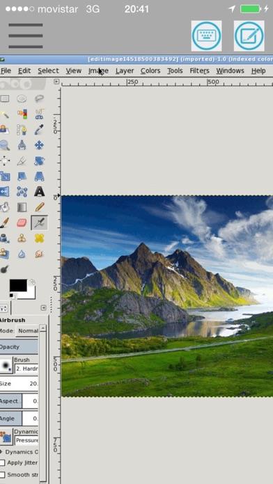 cancel XGimp Image Editor Paint Tool app subscription image 1
