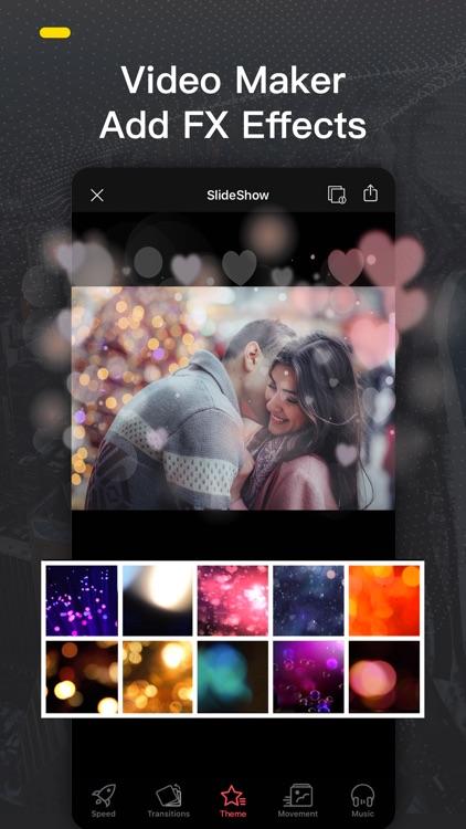 Slideshow Maker for lomotif