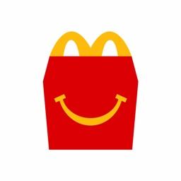 McDonald's Happy Meal App Asia