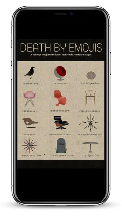 Midcentury Emojis