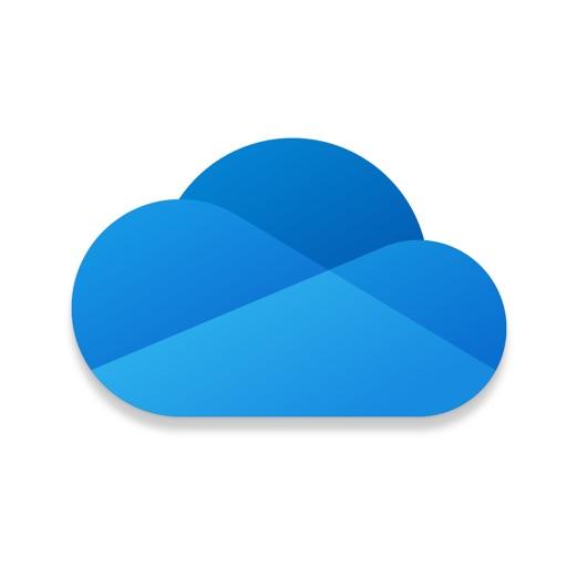 Microsoft OneDrive app logo