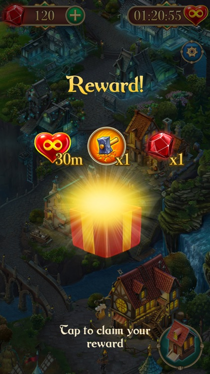 Alchemist - Match 3 Games screenshot-8