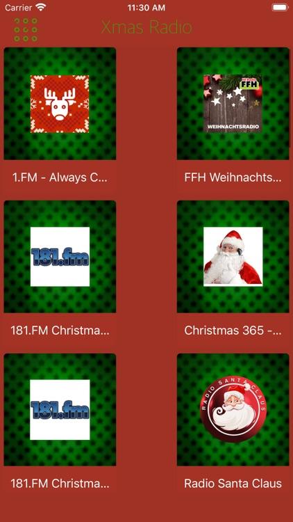 Xmas Music Radio