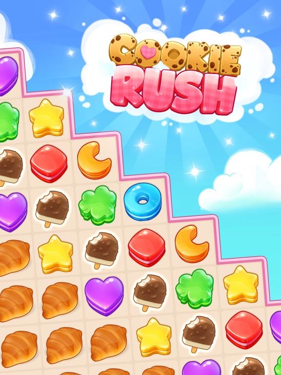 Cookie Rush - Match Adventure screenshot 10