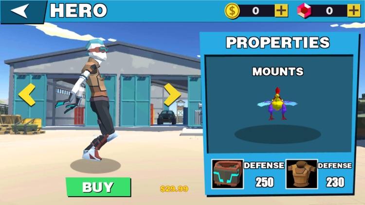 City Survival Battle screenshot-6