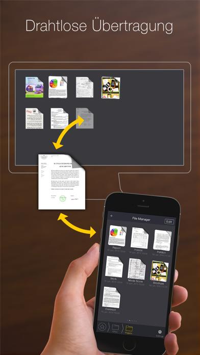My Scans, beste Scanner-AppScreenshot von 4