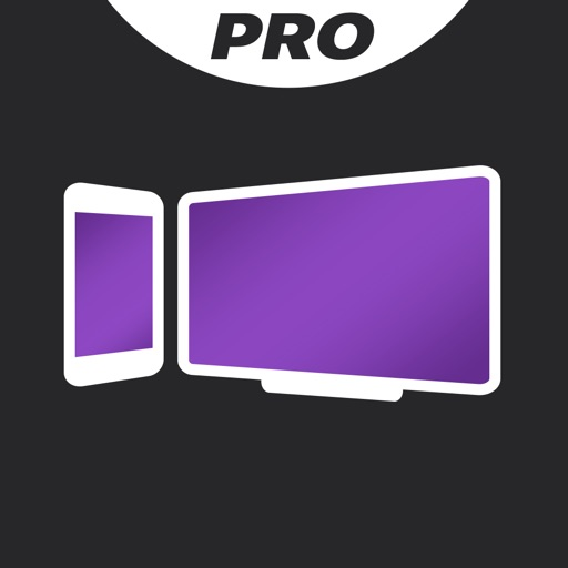 Screen Mirroring+ for Roku