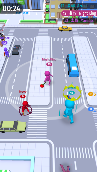 Move.io - Move Stop Move screenshot 3