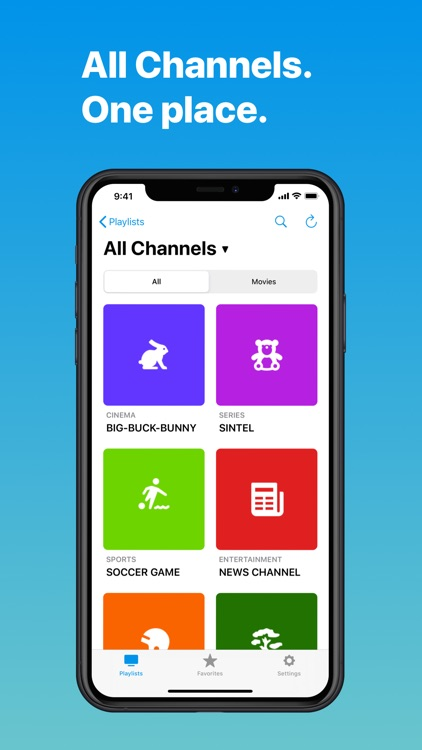Channels Pro - IPTV Player