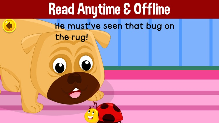Kidlo Bedtime Stories for Kids screenshot-8