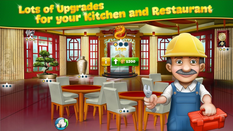 Cooking Fever screenshot-4