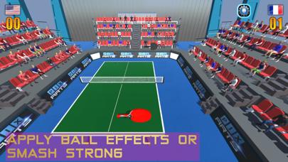 Table Tennis World Tournament screenshot 3