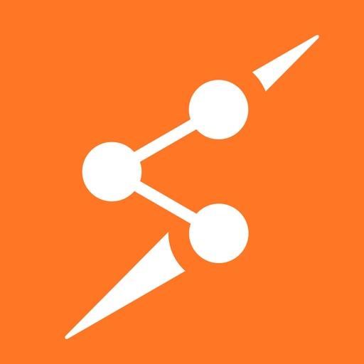 GoDap - Share & Transfer App app logo