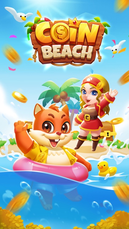 Coin Beach - Slots Master screenshot-5
